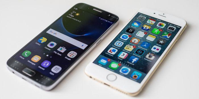 Perbedaan IOS dan Android