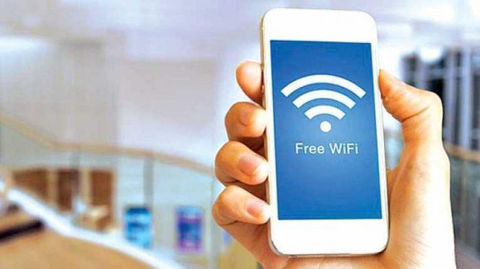 cek wifi