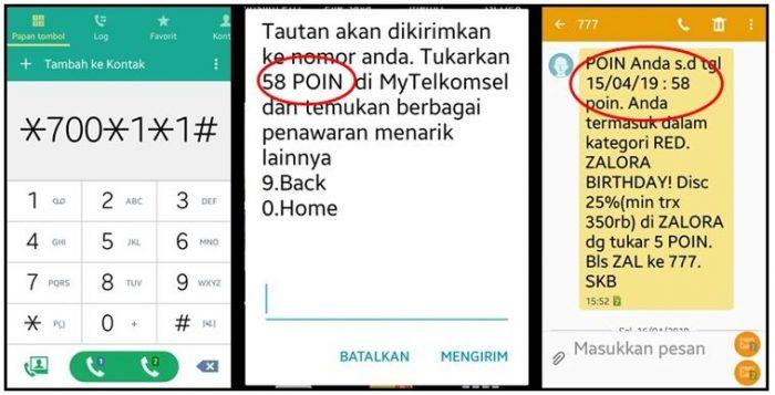 Cara Tukar Poin Telkomsel Menjadi Bonus Pulsa, Data dan Lainnya