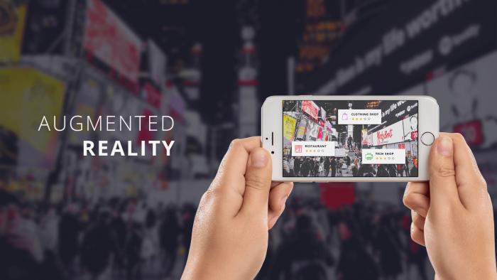 Definisi dan Pengertian Apa Itu Augmented Reality