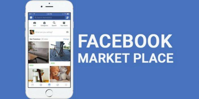Menggunakan Layanan Facebook Marketplace