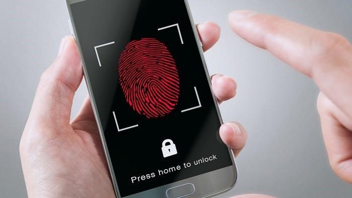 Fitur Fingerprint Scanner