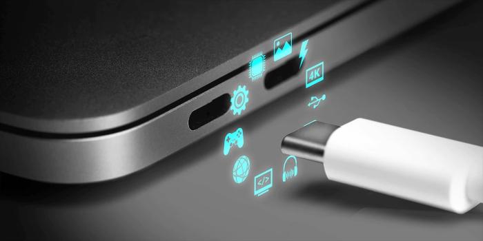 Fitur USB Type C