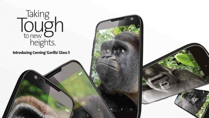 Jenis dan Tipe Gorila Glass Untuk Smartphone